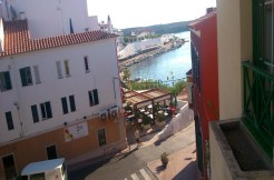 Apartment with swimming pool and views in Es Castell