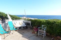 Casa en primera línea de mar, S'Atalaya. Sant Lluis