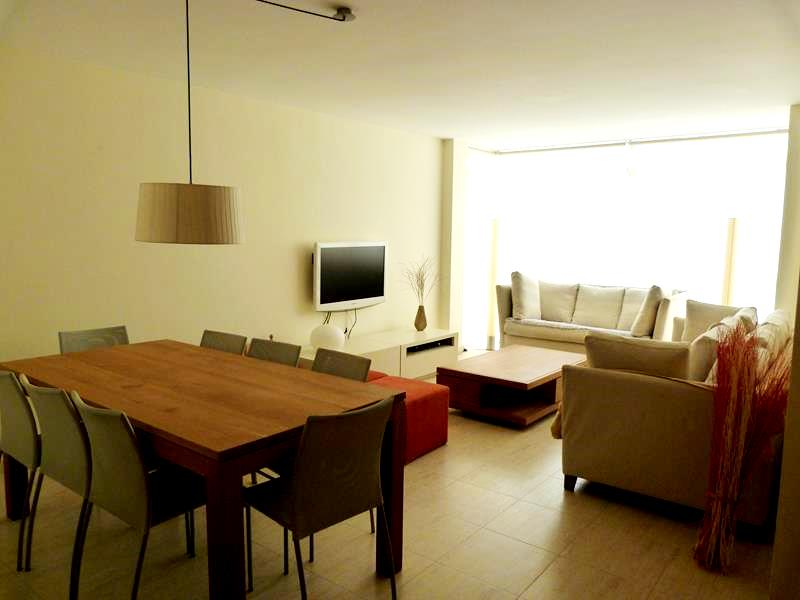 Flat with swimming-pool in Es Castell