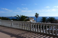 Villa with spectacular sea views in Son Ganxo. Sant Lluis