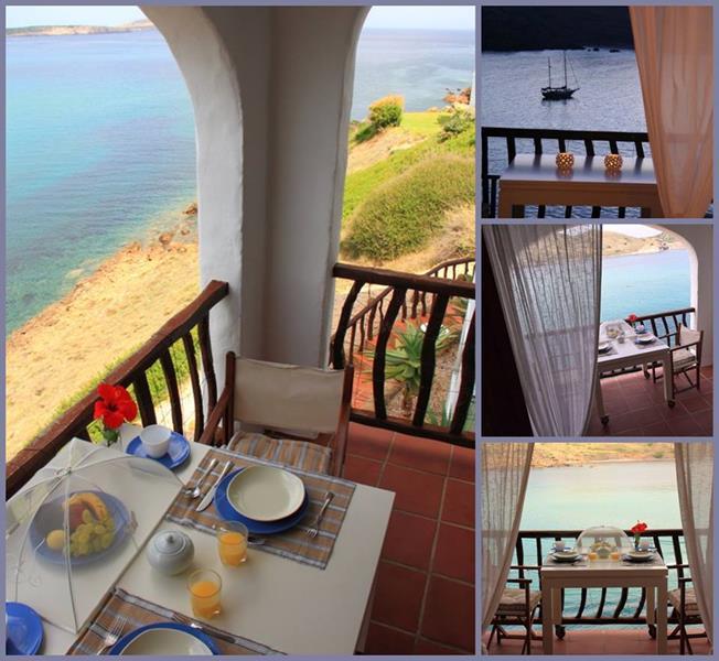 Apartment in Playas de Fornells, Mercadal