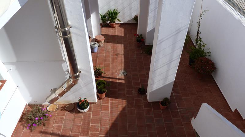 Casa con patio y garaje en Mahón