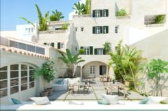 A unique, historic project in the centre of Mahon, Menorca