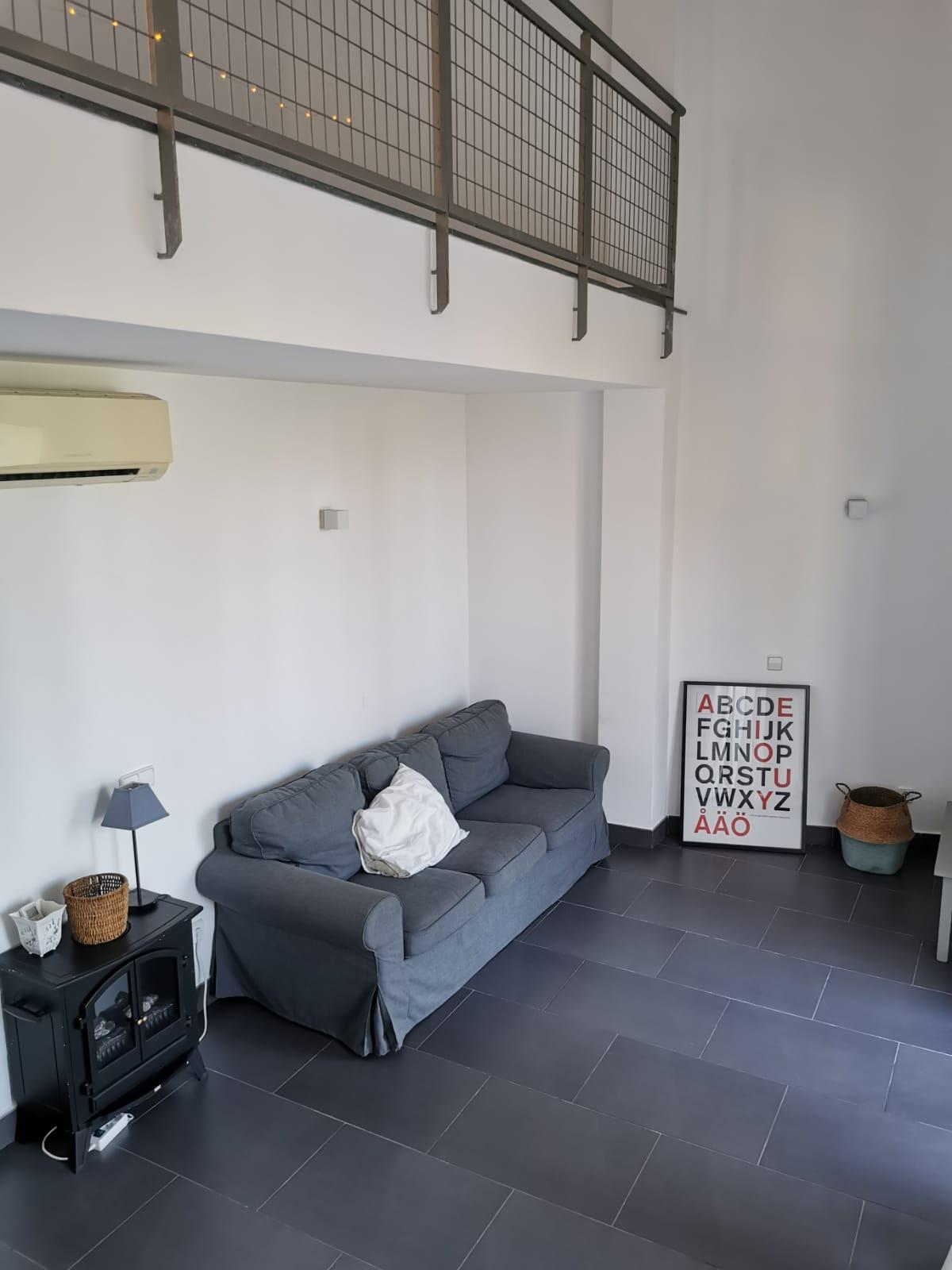 Duplex apartmente for rent in Mahón